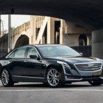 2016 Cadillac CT6 Front