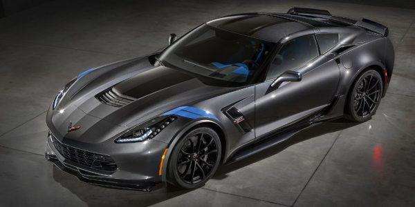 2017 Chevrolet Corvette Ggrand Sport