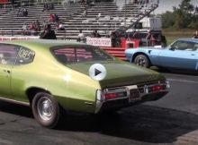 1971 Buick GS vs 1971 Pontiac Trans Am