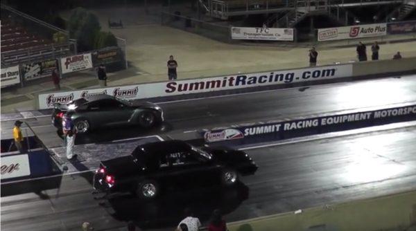 Buick Grand National vs Nissan GTR