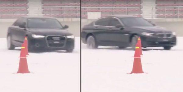 Audi Quattro vs BMW xDrive