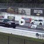 Porsche 911 Turbo vs Jeep Grand Cherokee SRT8