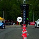 Porsche 991 Turbo S vs Lamborghini Huracan
