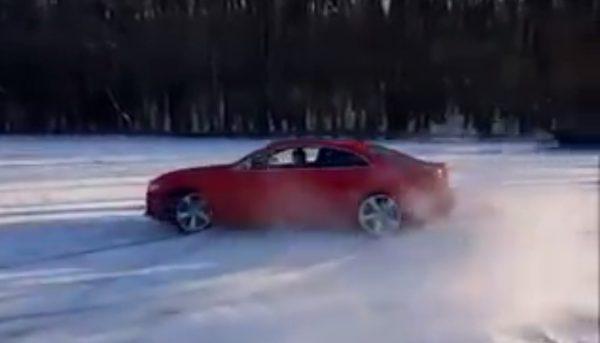 Audi Quatro vs BMW XDRIVE