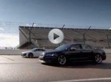 Audi S8 vs Audi R8