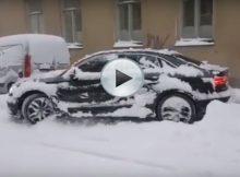 Audi Quattro vs BMW xDrive Snow Performance Cover