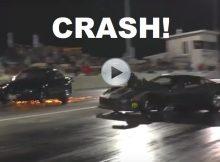 Corvette vs Turbo Mustang Cover