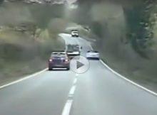 Stolen Porsche Police Chase Cover