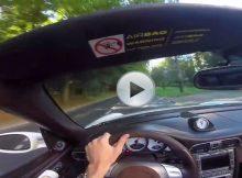 Porsche Carrera S Cabriolet Acceleration